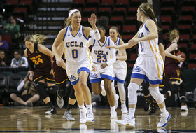 2017 Pac-12 Women's Basketball Tournament: UCLA holds off Arizona State comeback to advance
