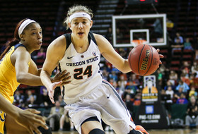 2017 Pac-12 Women's Basketball Tournament: Sydney Wiese powers Oregon State past Cal