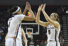 Record number of Pac-12 Women's Basketball teams gear up for postseason