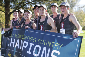 2017 Pac-12 Cross Country Championships: Stanford men use team effort capture first title since 2010