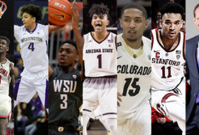 2017-18 Pac-12 Men's Basketball All-Conference awards
