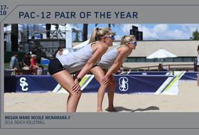 UCLA's Megan and Nicole McNamara