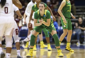 A record six Pac-12 women's basketball teams ranked in the AP Poll