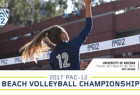 2017 Pac-12 Beach Volleyball Championships