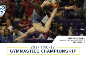Pac-12 gymnastics teams set to compete for conference championship
