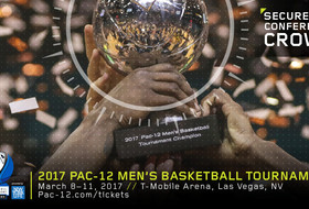 Pac-12 Men's Basketball Tournament to feature top Las Vegas entertainment