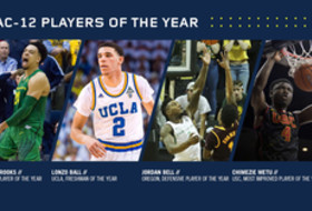 2016-17 Pac-12 Men's Basketball Players of the Year