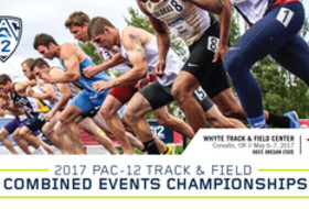 2017 Pac-12 Track & Field Combined Events Championships