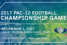 2017 Pac-12 Football Championship Game tickets on sale Thursday, July 27