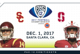 2017 Pac-12 Football Championship Game promo