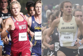 2017 Pac-12 cross country all-academic