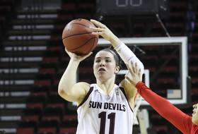 2018 Pac-12 Women's Basketball Tournament: Arizona State dominates the paint to down Arizona