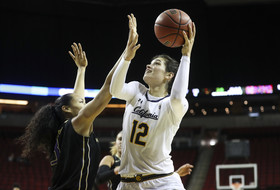 2018 Pac-12 Women's Basketball Tournament: Cal holds on against Washington, 71-68