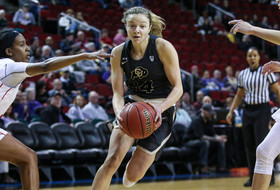 2018 Pac-12 Women's Basketball Tournament: Colorado charges past Utah, 66-56