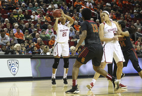 2018 Pac-12 Women's Basketball Tournament: Game 7 box score, notes, quotes