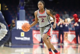 Michelle Smith Feature: UA's Aari McDonald makes the Wildcats significantly better