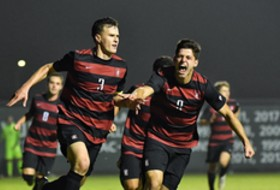 Stanford Men's Soccer Advances to NCAA Third Round in Quest for Four-Peat