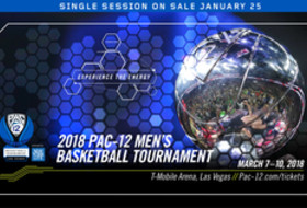 2018 Pac-12 MBBT single-session tix