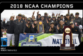 USC women 2018 NCAA Outdoor Track & Field Champions