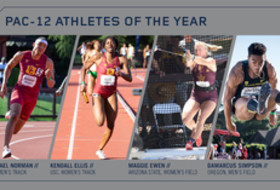 2018 Pac-12 Track & Field awards