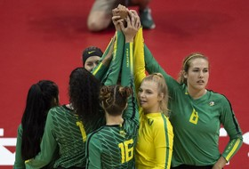 Seven Pac-12 volleyball teams are ranked in the final week of non-league play