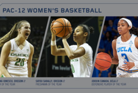 Pac-12 Announces Annual Women's Basketball Awards