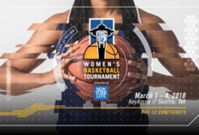 2018 Pac-12 Women's Basketball Tournament Tickets on sale next week
