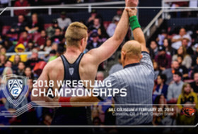 Oregon State hosts 2018 Pac-12 Wrestling Championships