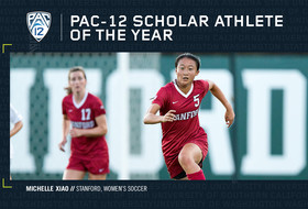 Stanford's Michelle Xiao named Pac-12 women's soccer Scholar-Athlete of the Year