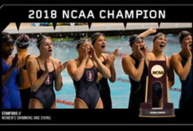 Stanford captures second-straight, 10th all-time NCAA Women's Swimming and Diving Championship