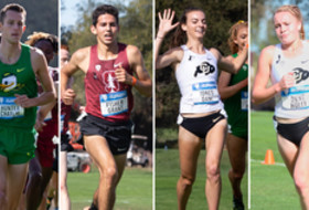 2018 Pac-12 cross country awards