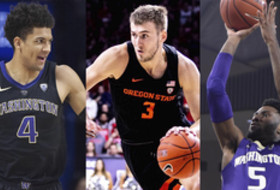 2018-19 Pac-12 Men's Basketball All-Conference Teams
