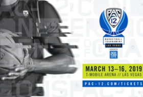 2019 Pac-12 Men's Basketball Tournament tickets