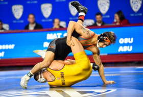 Pac-12 wrestlers prepare for NCAA Championships