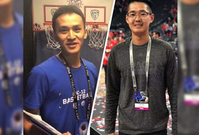 Arizona State student & alum bring coverage of 2019 Pac-12 Men's Basketball Tournament to China for second-consecutive year