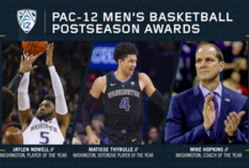 2018-19 Pac-12 Men's Basketball postseason awards