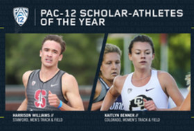 2019 Pac-12 Track & Field Scholar-Athletes of the Year