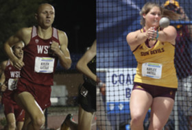 2019 Pac-12 Track & Field All-Academic Teams