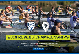 Men's and women's rowing primed for 2019 Pac-12 championships