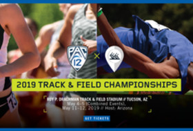 2019 Pac-12 Track & Field Championships
