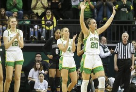 Sabrina Ionescu's 'Everglow' speech featured on quick look at 'Our Stories'