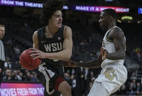 2020 Pac-12 Men's Basketball Tournament: CJ Elleby scores 30 points as Cougs get first tournament win since 2009