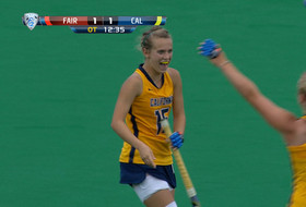 Alie Zimmer debuts in style for Cal field hockey
