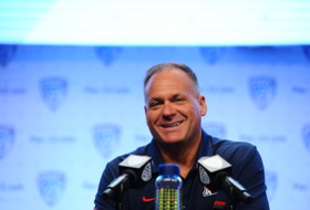 Arizona's Rich Rodriguez on QB situation: 'We have two guys competing for starting job'
