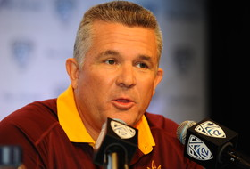 2016 Pac-12 Football Media Days: ASU's Todd Graham says he 'does't worry too much about' team ranking