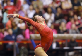 Talented conference competes for gymnastics crown