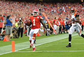 Roundup: De'Anthony Thomas makes a speedy NFL debut