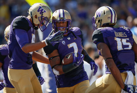 Video: Washington linebacker Shaq Thompson runs for first touchdown of career