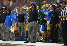 Pac-12 football coaches teleconference: Jim Mora knows what Jerry Neuheisel went through