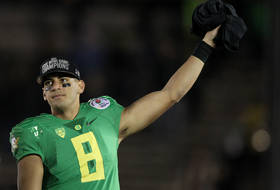 Roundup: Marcus Mariota's legacy is secure as he enters the NFL draft